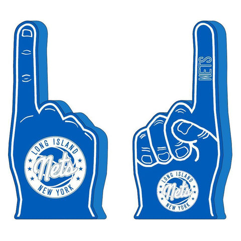 Wincraft Accessories Long Island Nets Wincraft Foam Finger - Blue