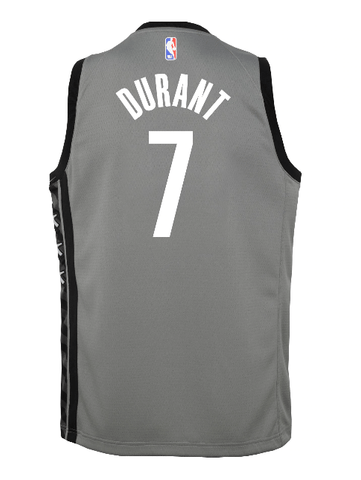 Youth Durant #7 19-20 Statement Edition Swingman Jersey - NetsStore.com