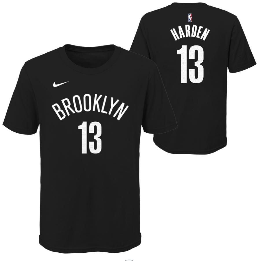 Youth James Harden #13 Player Tee - NetsStore.com