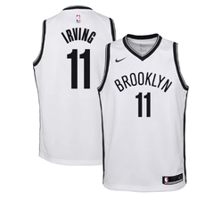 Youth Kyrie Irving #11 Association Swingman Jersey - NetsStore.com