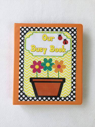 Group, Family Busy Book, Quiet Book, Customized by age range, choose your own themes, Educational Toy, Travel games, preschool, family games
