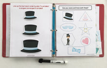 Ring Bearer Dry Erase  Activity Book, Personalized Busy Book, Quiet Book, Ring Bearer Gift, burgundy, wedding activity book, hook and loop