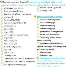 Create your own theme 20 activity, dry erase/, personalized Busy Book/ Quiet Book, Educational toy, unique gift, traveling with kids