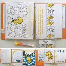 Choose your theme Dy Erase/ Activity book, personalized Busy Book, Quiet Book, learning binder, travel games, educational toy, custom, kids