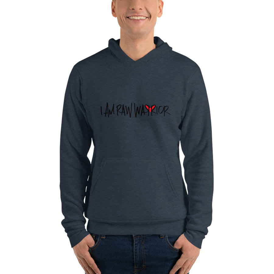 I AM RESPONSIBLE AWARE AND WILLING Unisex hoodie