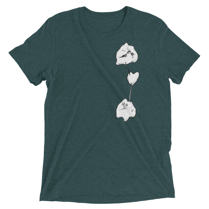 CONNECTION FROM THE HEART  t-shirt