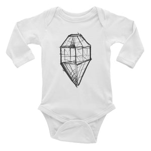 RAW DIAMOND Bodysuit