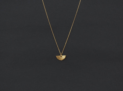 Necklace Semicircle