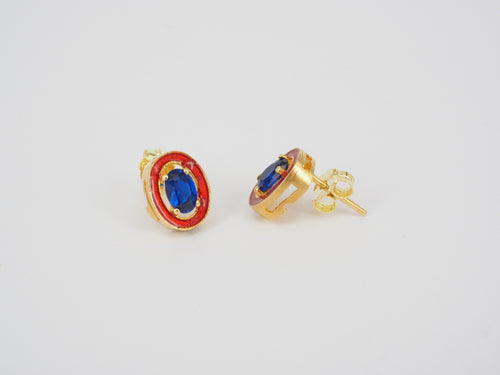Earring Mini Ellipse