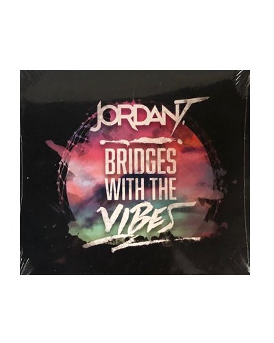Jordan T - Bridges with the Vibes CD