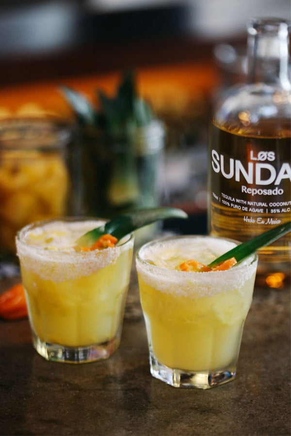 Los Sundays tequila Spicy Sunday