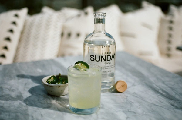 The Surfrider Spicy Margarita
