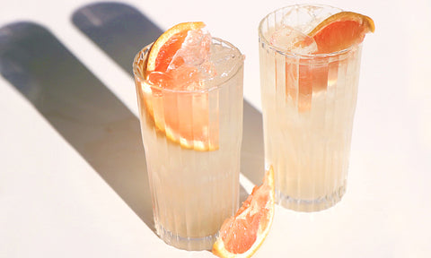Paloma, 3 ingredient cocktail