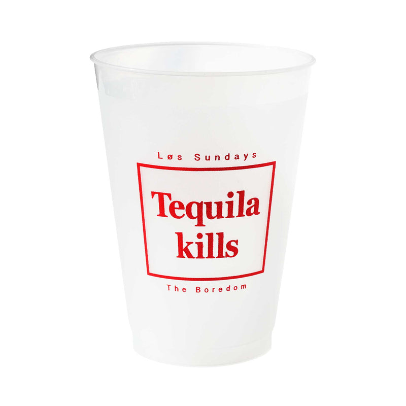 TEQUILA KILLS CUPS