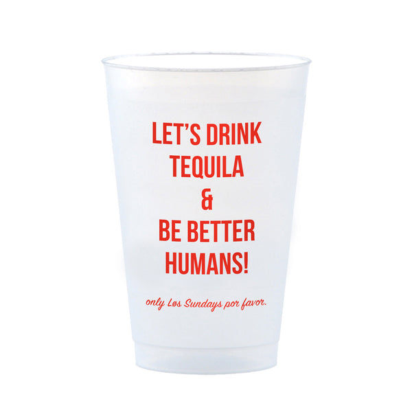 BETTER HUMANS CUPS - 14oz.