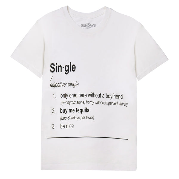 Los Sundays Single tee