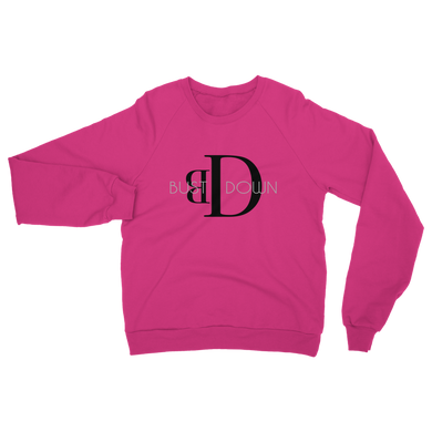 Bust Down Crewneck Sweatshirts