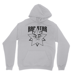 RAP STAR Clearly a $tar Pullover Hoodies