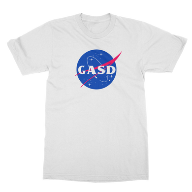 Gassed Up Space T-Shirts