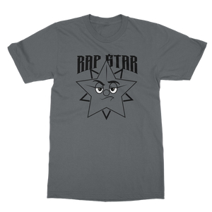 RAP STAR Clearly a Star T-Shirts