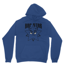 Load image into Gallery viewer, RAP STAR Clearly a $tar Pullover Hoodies