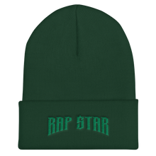 Load image into Gallery viewer, Green Script Beanies