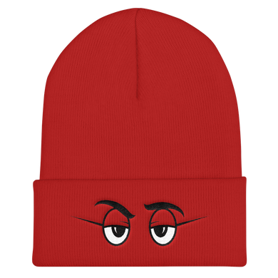 On Sight Red Beanies