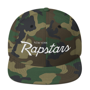 New York Rapstars Snapbacks