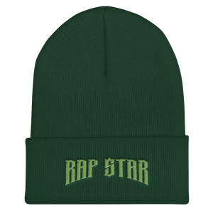 OG Money Green Script Beanies