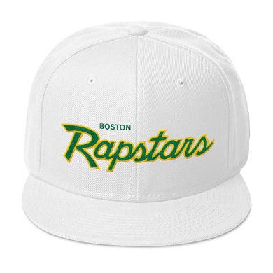 Boston Rapstars Snapback