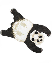 Load image into Gallery viewer, Large Plumpy Panda Rug