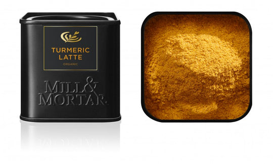 Latte Spices by Mill & Mortar