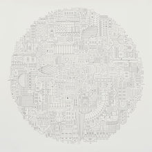 Load image into Gallery viewer, London Circular City Poster