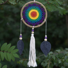 Load image into Gallery viewer, Rainbow Dream Catcher