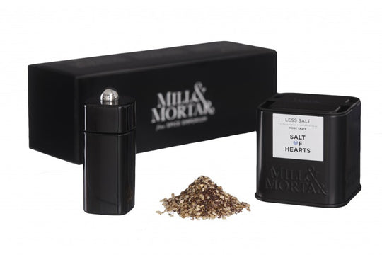 Salt of Hearts Gift Box by Mill & Mortar