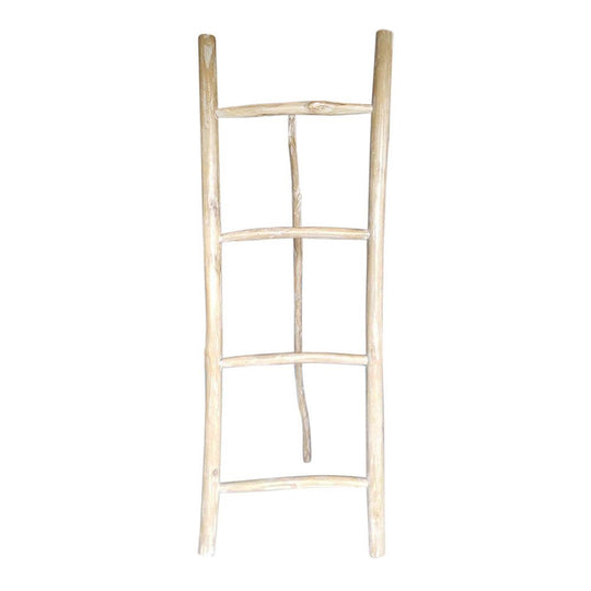 Decorative Ladder with Stand