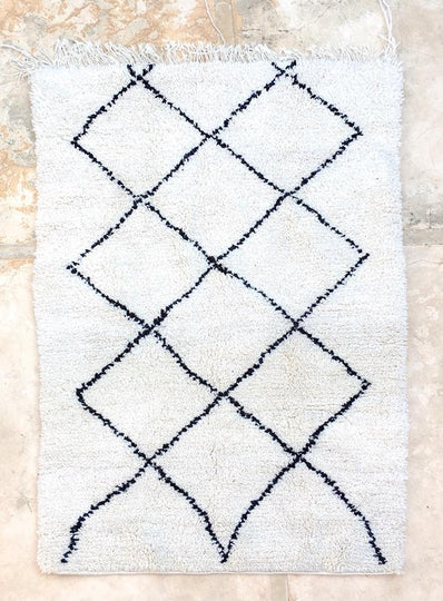 Beni Ouaraine Small Rug - 2