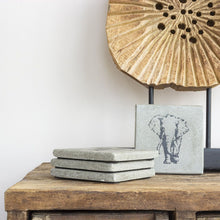Load image into Gallery viewer, Elephant Coasters