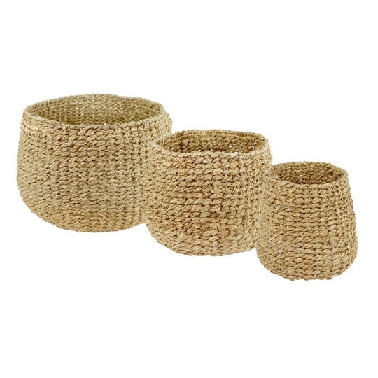 Medium Natural Basket Nora