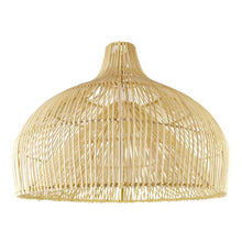 Load image into Gallery viewer, Rattan Pendant Light Maggie S