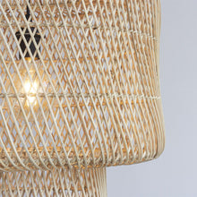 Load image into Gallery viewer, Rattan Pendant Light Janine