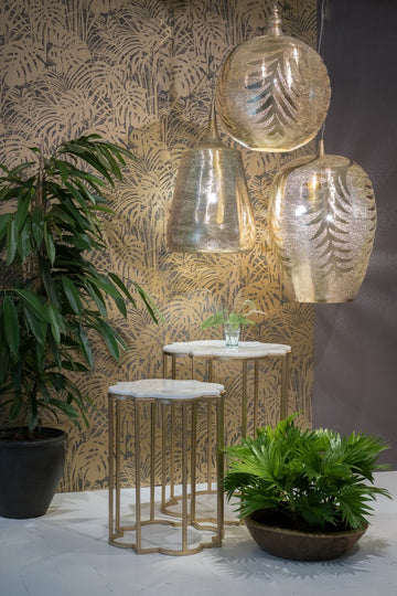 Tropic Leaf XXL Hanging Lamp