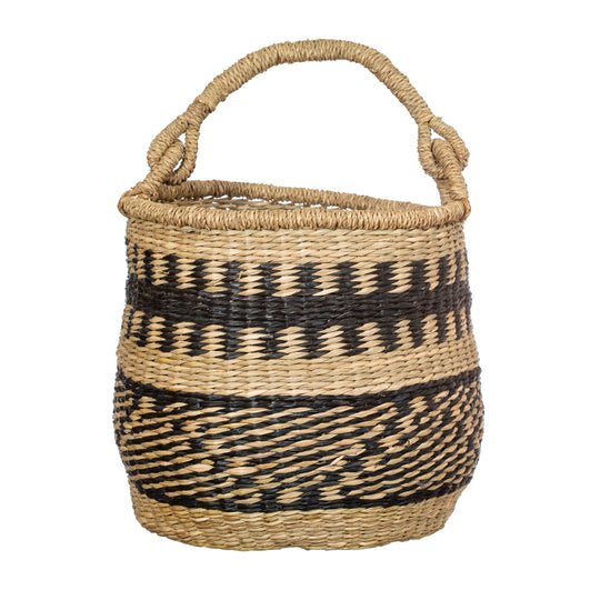 Seagrass Nomad Basket w/ Handle