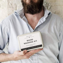 Load image into Gallery viewer, Beard Washing Kit