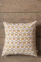 Load image into Gallery viewer, Tiger Print Cotton Cushion