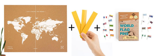 Woody Map XXL Combo Pack