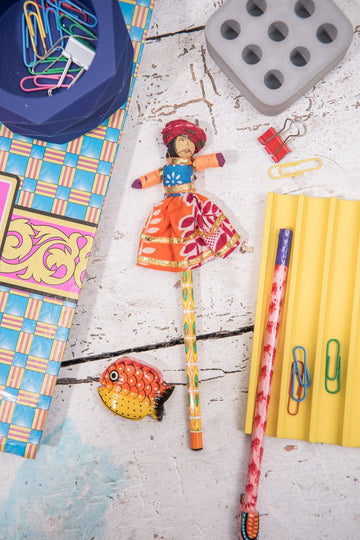 INDIAN DOLL PENCIL
