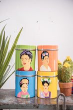 Load image into Gallery viewer, Frida Kahlo - Canister