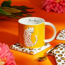 Load image into Gallery viewer, Leopard Love Coasters