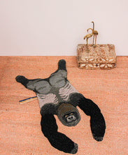 Load image into Gallery viewer, Small Groovy Gorilla Rug